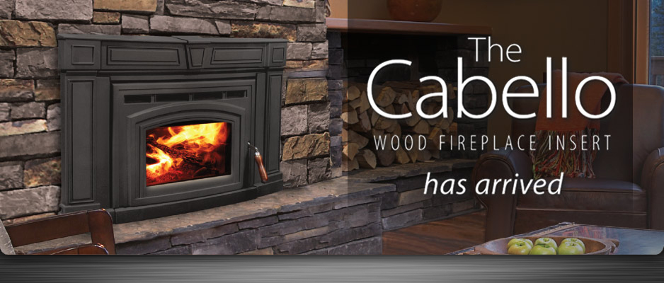 Enviro Cabello Wood Fireplace Insert
