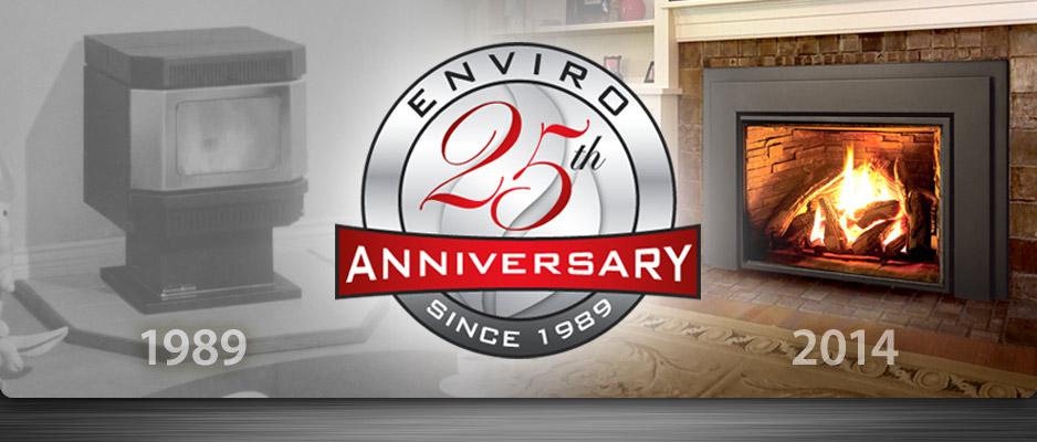 Enviro 25th Anniversary